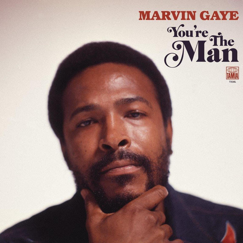 Marvin Gaye  / You're The Man -2LP-