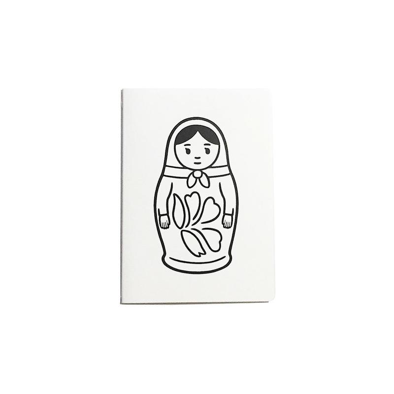 MATRYOSHKA 02 (notebook)