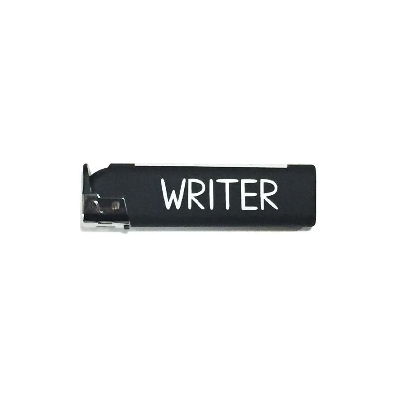 WRITER LIGHTER(black)