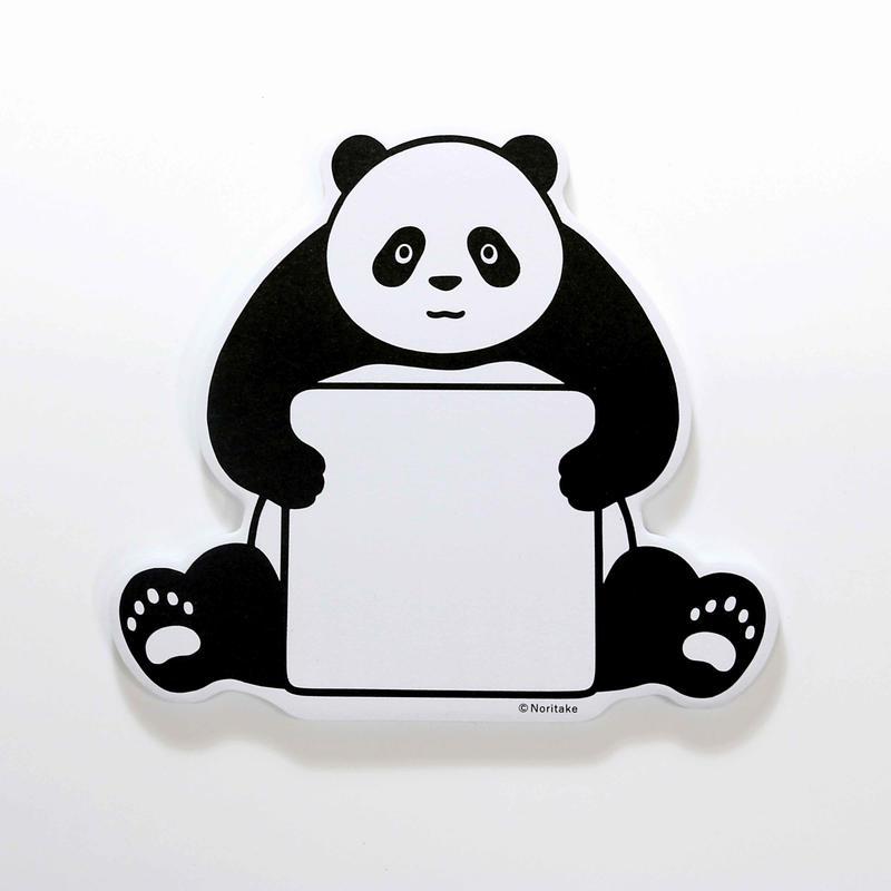 STICK MEMO (panda)