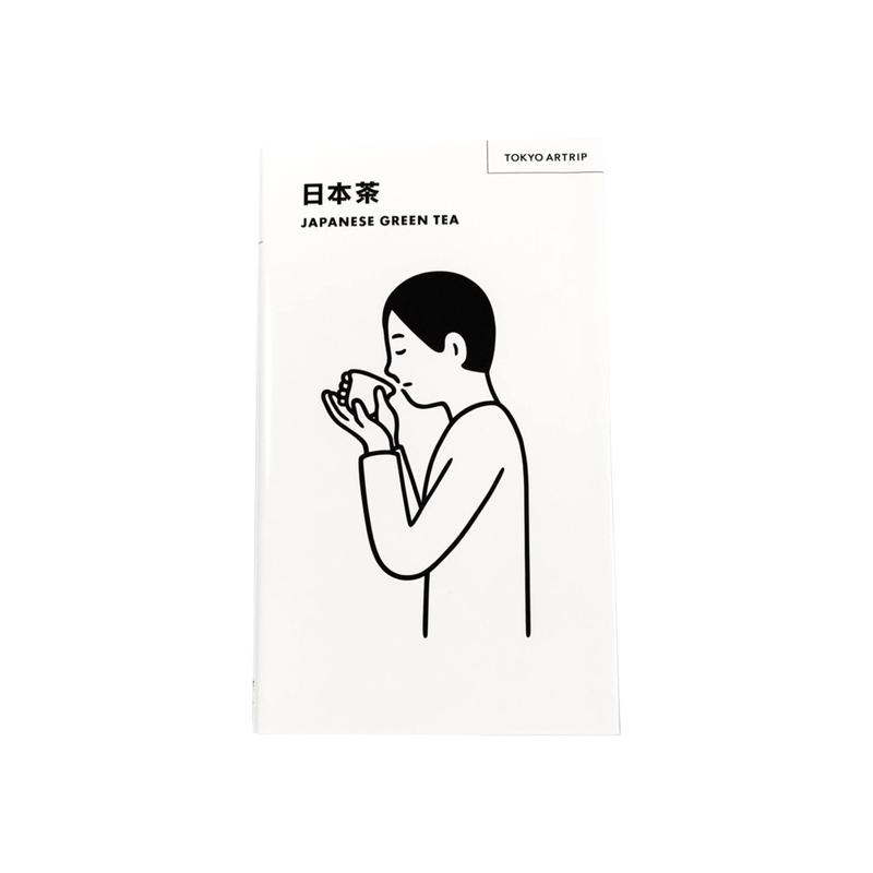 TOKYO ARTRIP 日本茶