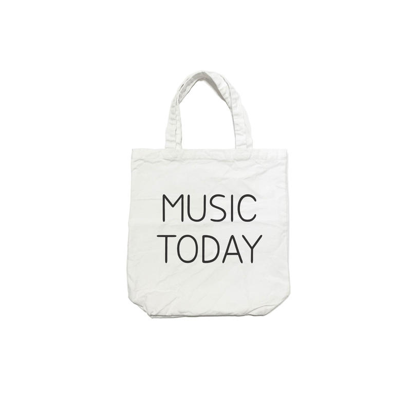 MUSIC TODAY(totebag)