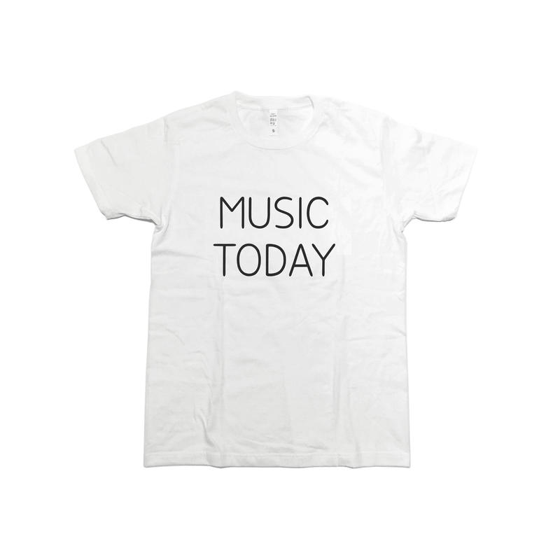 MUSIC TODAY(white)