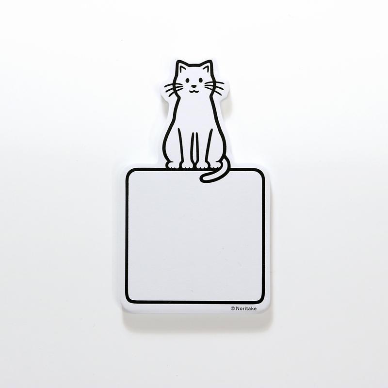 STICK MEMO (cat)