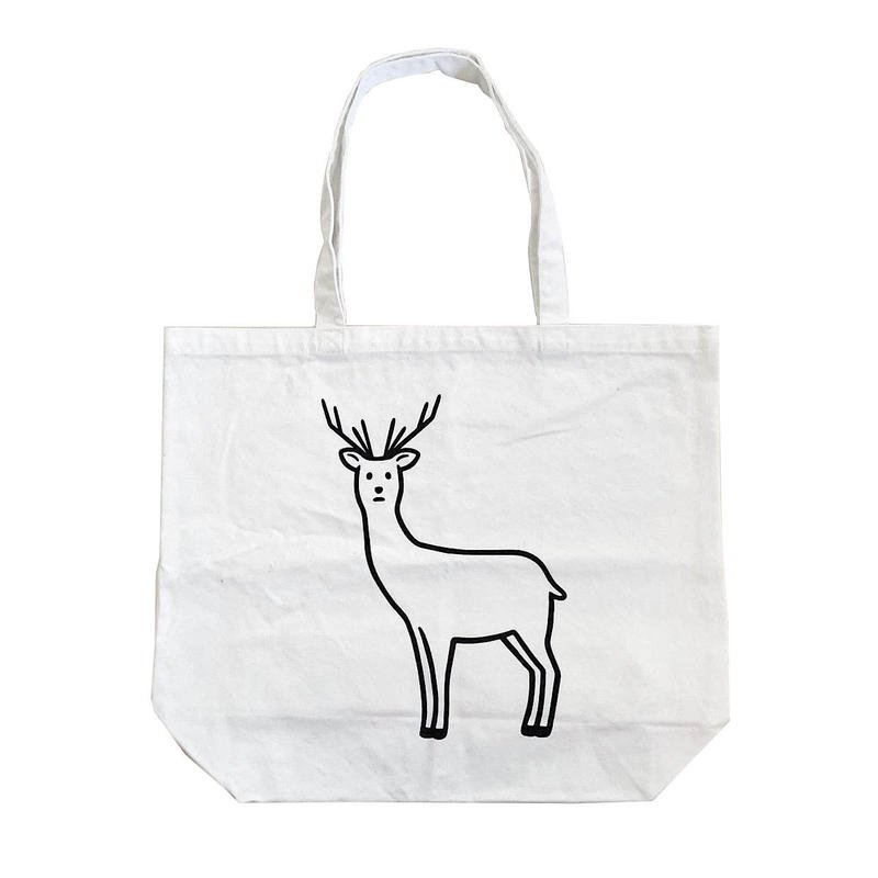 SAFE DEER (totebag)