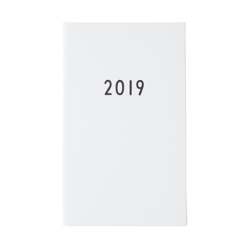2019 DIARY NOTEBOOK