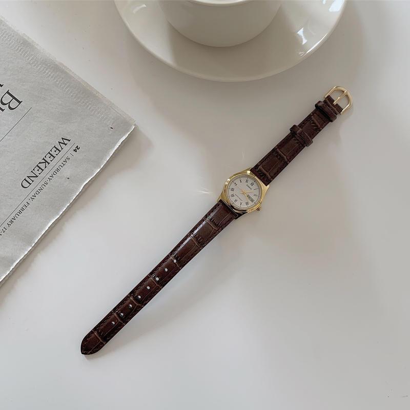 Classic Watch (casio)
