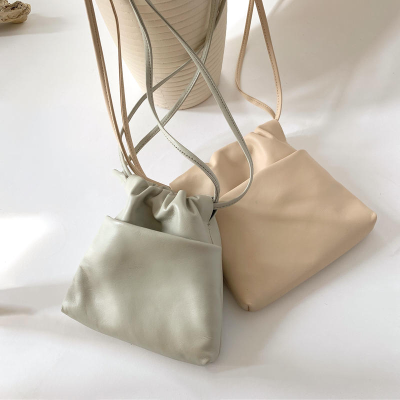 Soft ポシェット(real leather)
