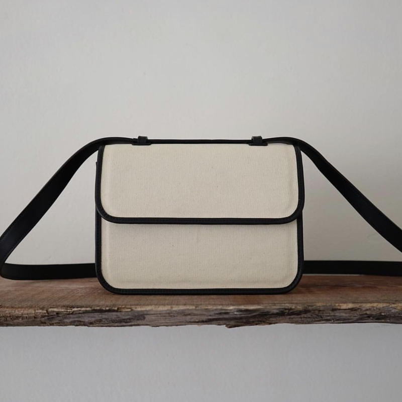 cow×canvas BAG