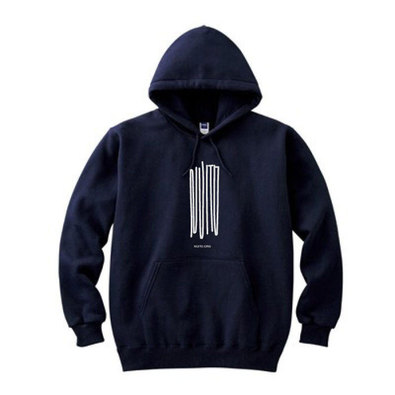 "NUITO Pullover ""NOISE""  [Dark Navy]"