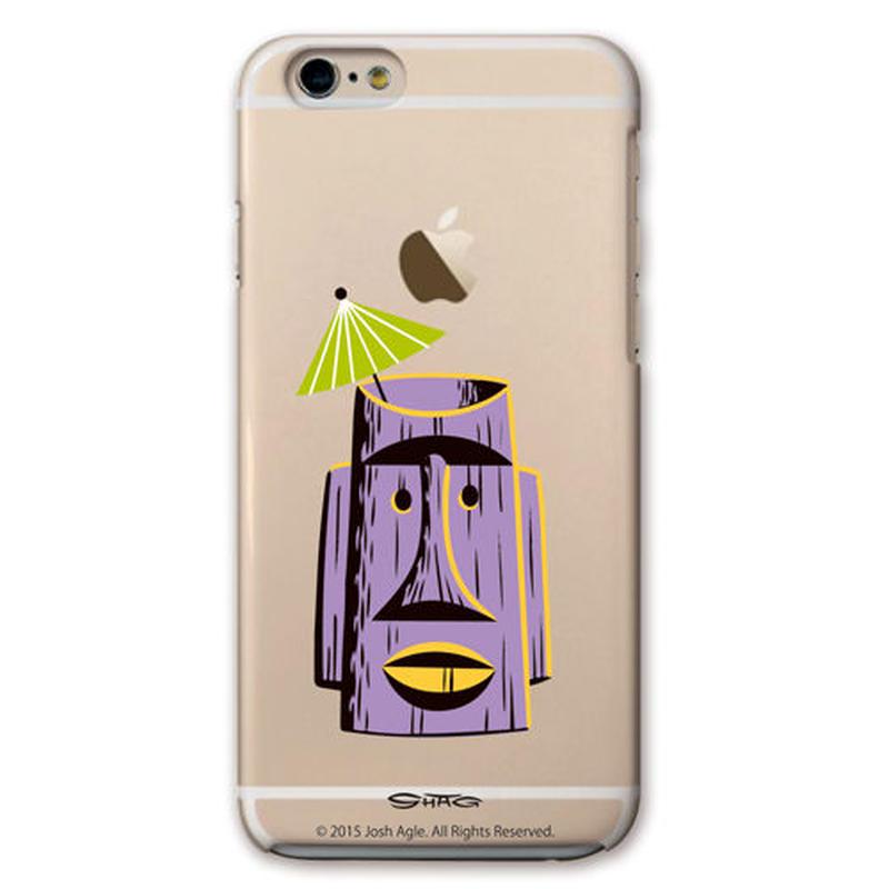 SHAG(シャグ) iPhone6/6s Tiki Mug クリア ハード スマホケース