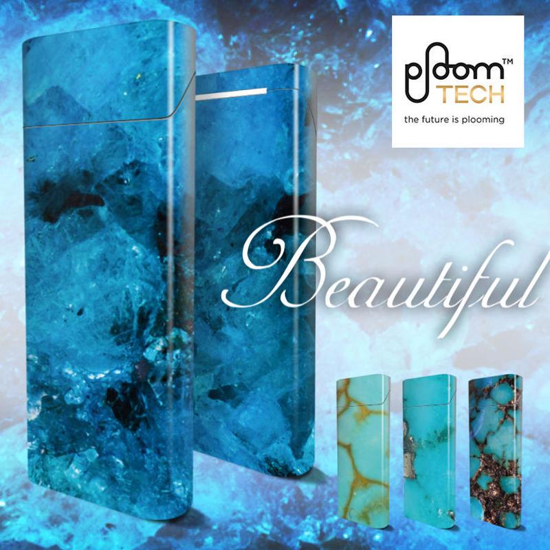 【全面対応フルカスタム!】Ploom TECH プルームテック19【選べる4デザイン】専用スキンシール 裏表2枚セット