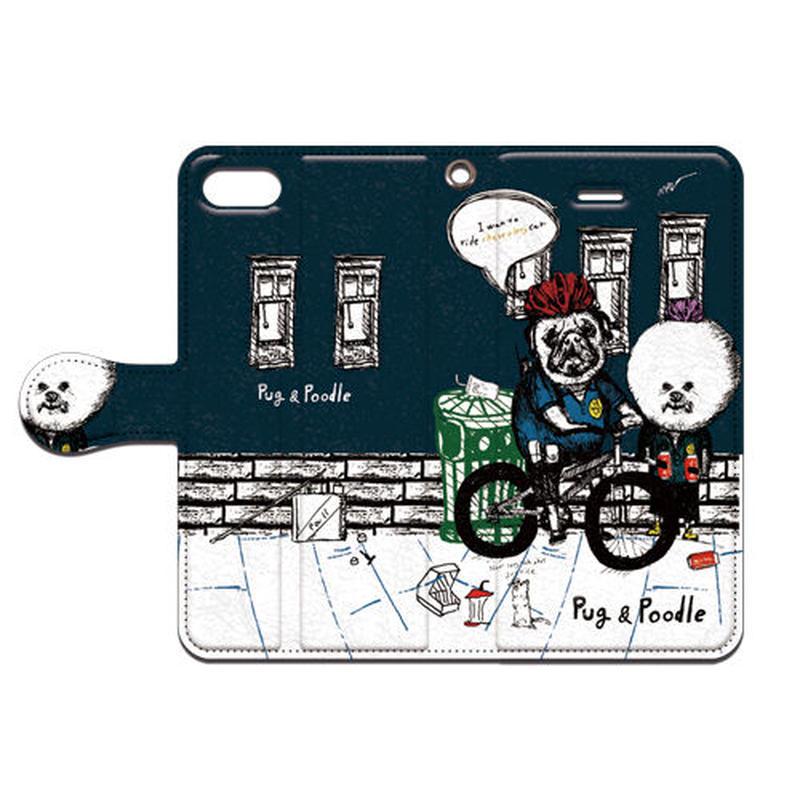 MAi(マイ) Police 手帳型スマホケース 対応機種(iPhone/アンドロイド機種)