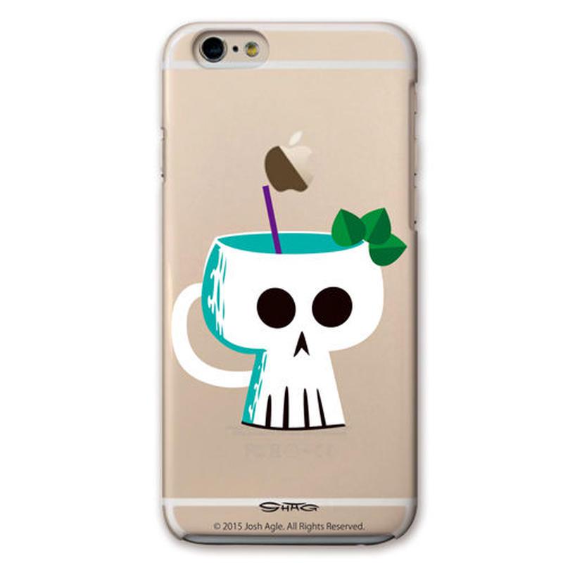SHAG(シャグ) iPhone6/6s SkullMug クリア ハード スマホケース