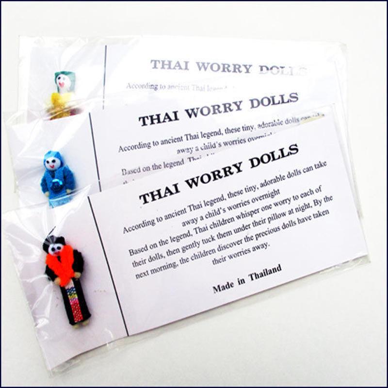 悩みを解決してくれる人形 ウォーリードール U0003