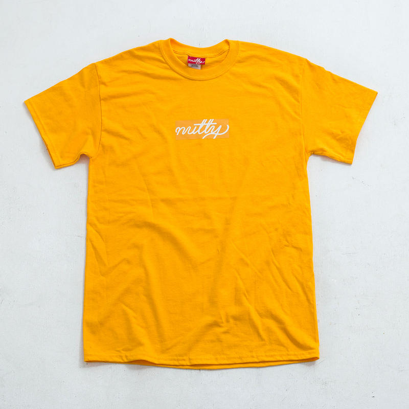 nutty clothing  /  BOXLOGO T-SHIRT
