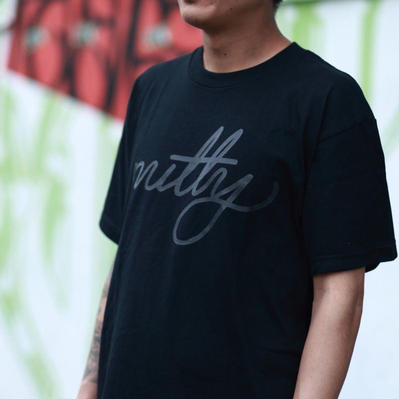 nutty clothing   LOGO T-SHIRT