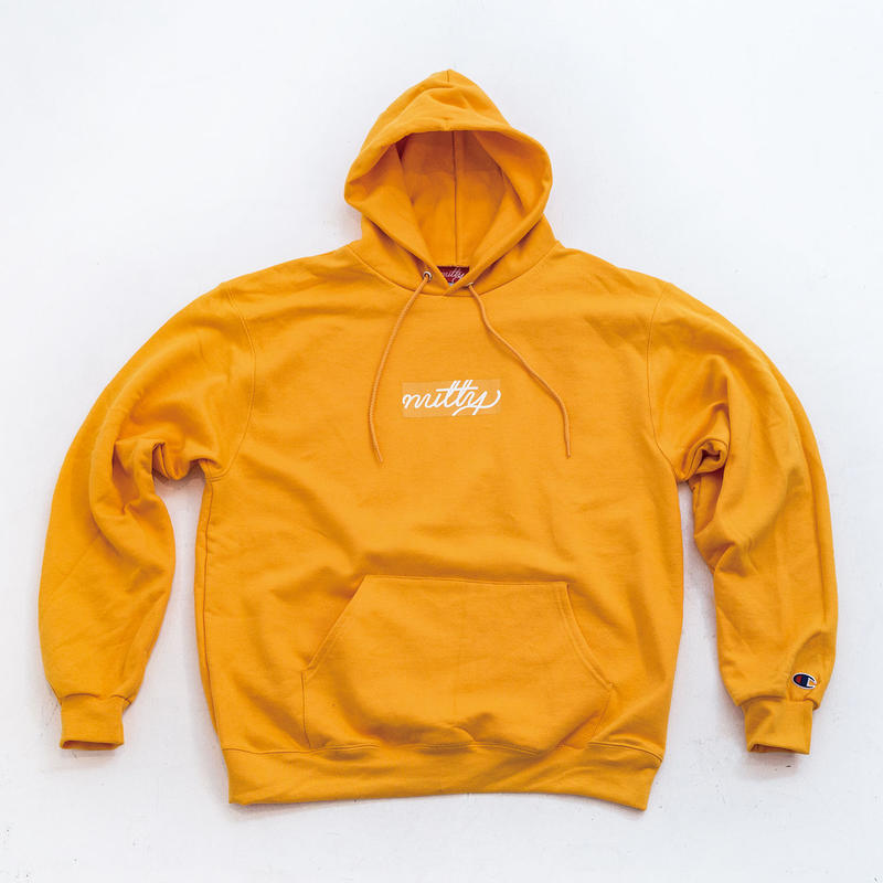 nuttyclothing / BOXLOGO HOODIE