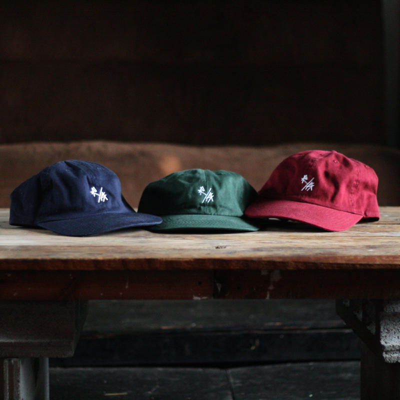 nuttyclothing / ROUGH & ACTION 6PANEL CAP