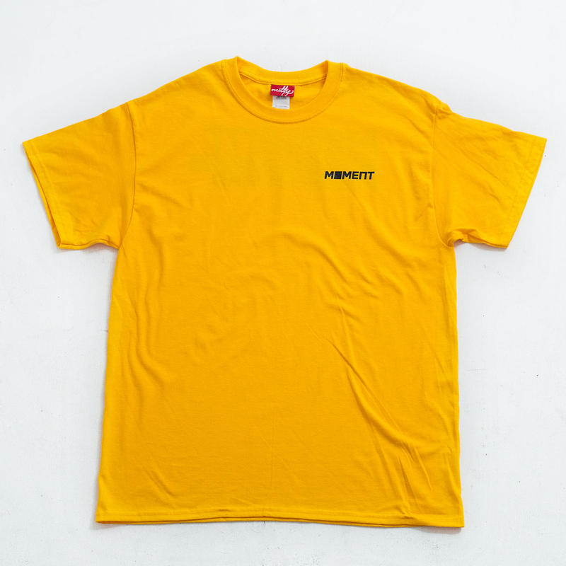 nuttyclothing  /  MOMENT  T-SHIRT