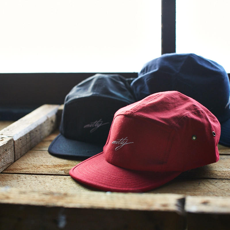 nutty clothing / 5PANEL CAP