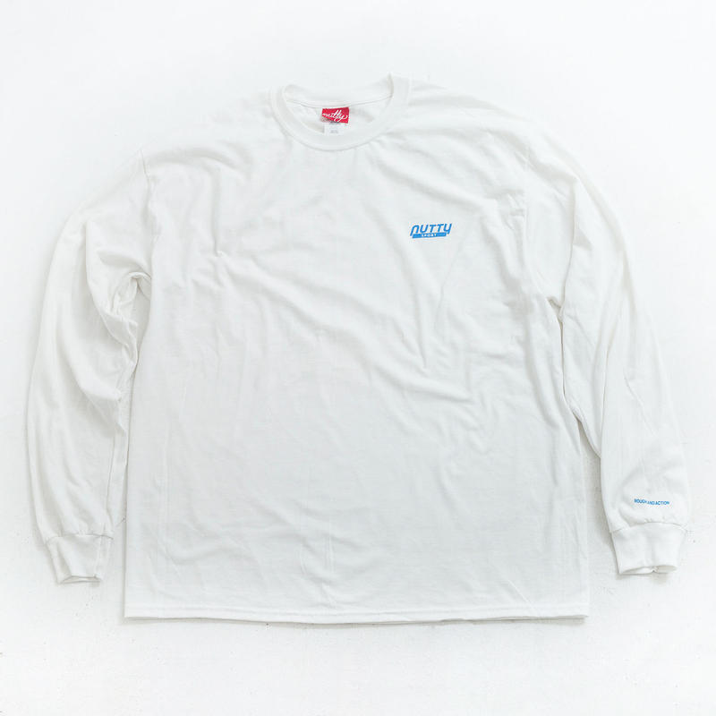 nuttyclothing /  NUTTYSPORT LONG SLEEVE T-SHIRT