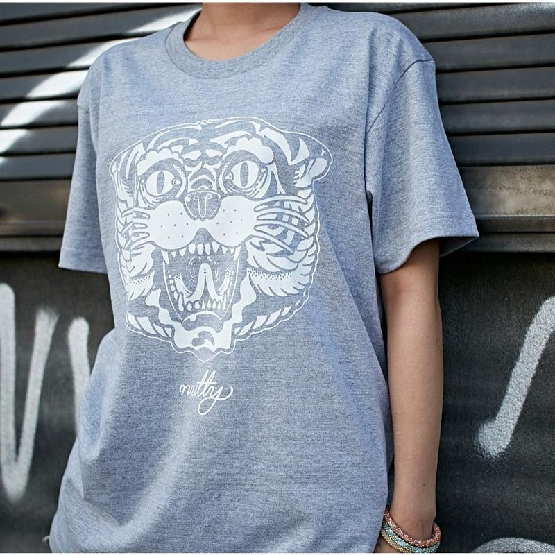 nuttyclothing / NUTTY TIGGER T-SHIRT