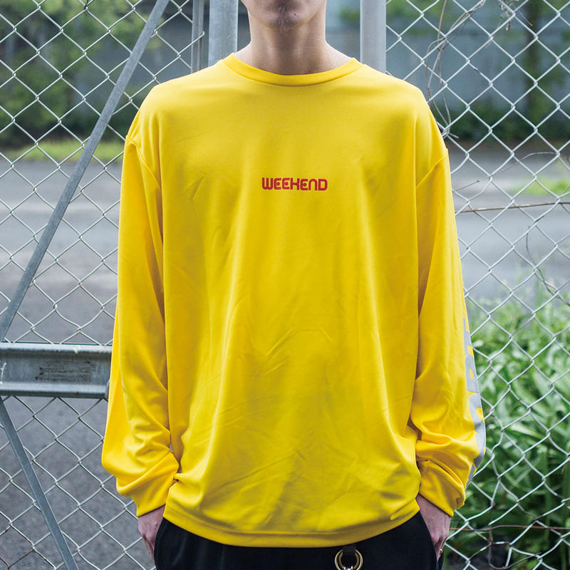 nuttyclothing / WEEKEND DRY LONG SLEEVE SHIRT