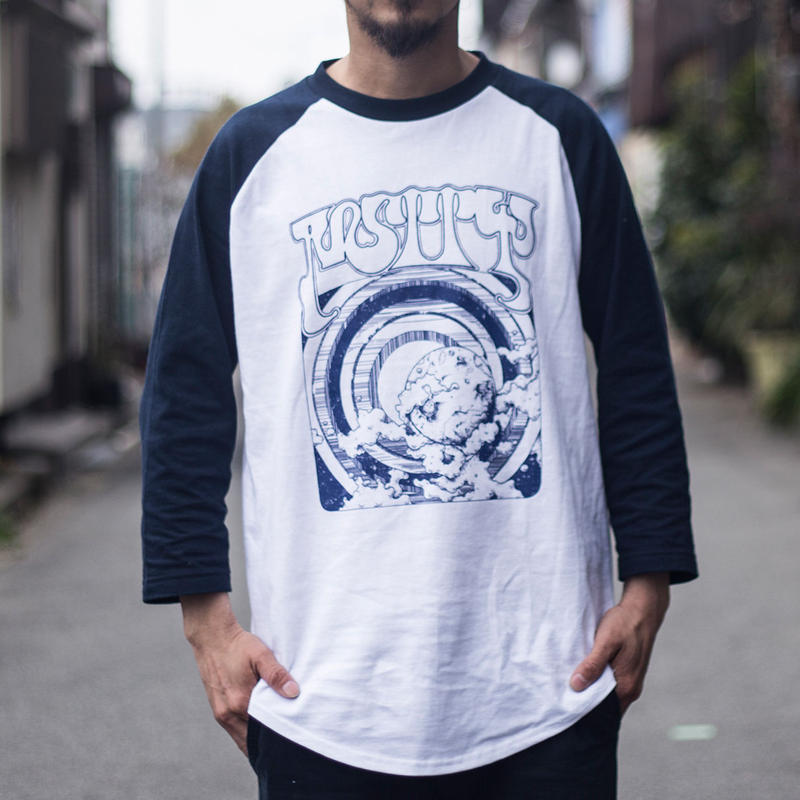 nuttyclothing / Space Is the Place RAGLAN SLEEVE