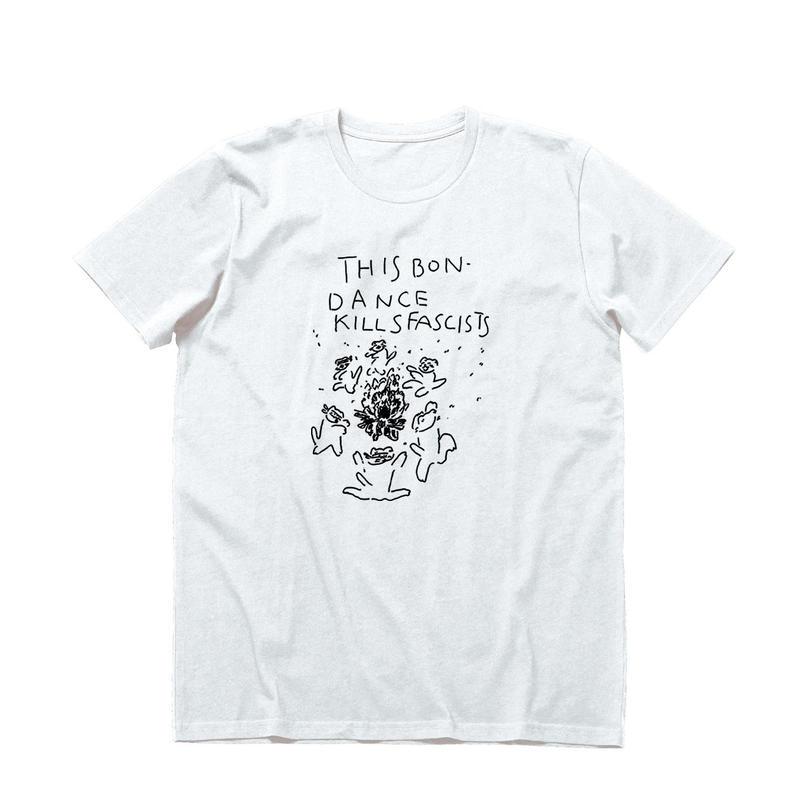 THIS BON-DANCE Tシャツ/ホワイト