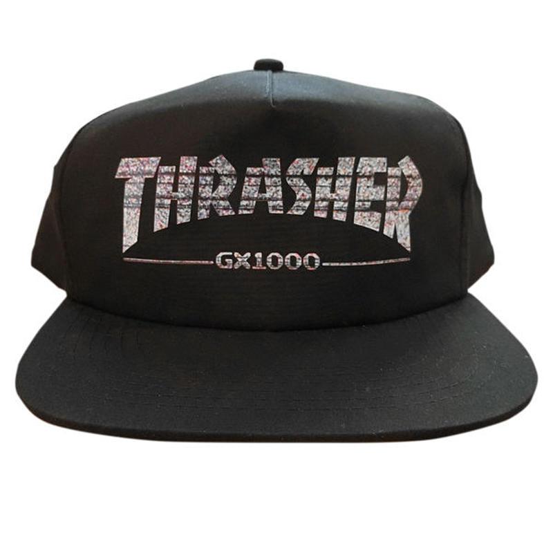 THRASHER×GX1000 CAP 限定コラボ