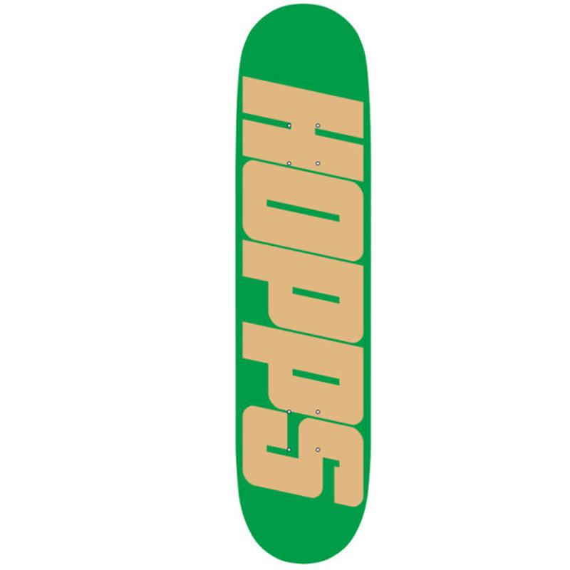 US Supreme取り扱いブランドHOPPS【ホップス】東海岸スケートシーンの重鎮Jahmal Williamsが放つスケートブランド!BIG HOPPS GREEN