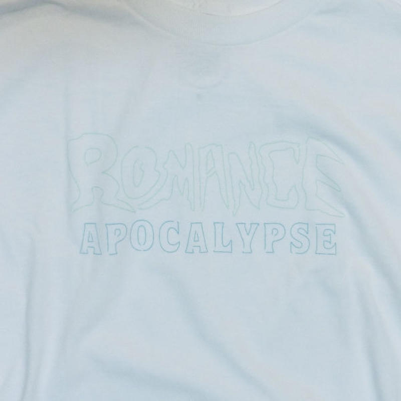 Know Wave ノウウェーヴKnow Wave ✖️GOODTIME コラボromance apocalypseロングスリーブTシャツ WhiteロンT