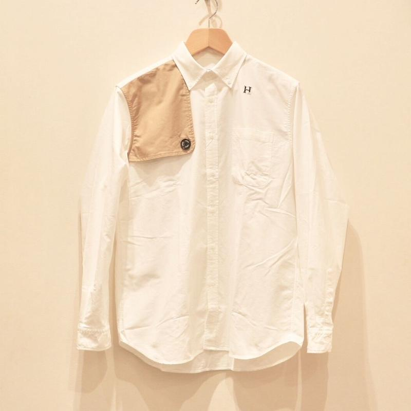 HBNS トレンチシャツ