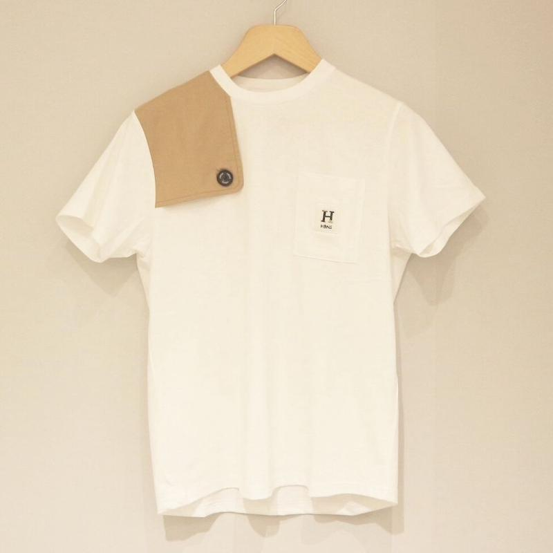HBNS トレンチTシャツ