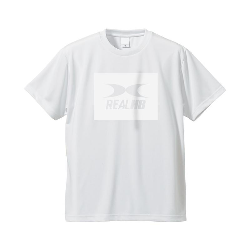 BOX ドライTシャツ ホワイト