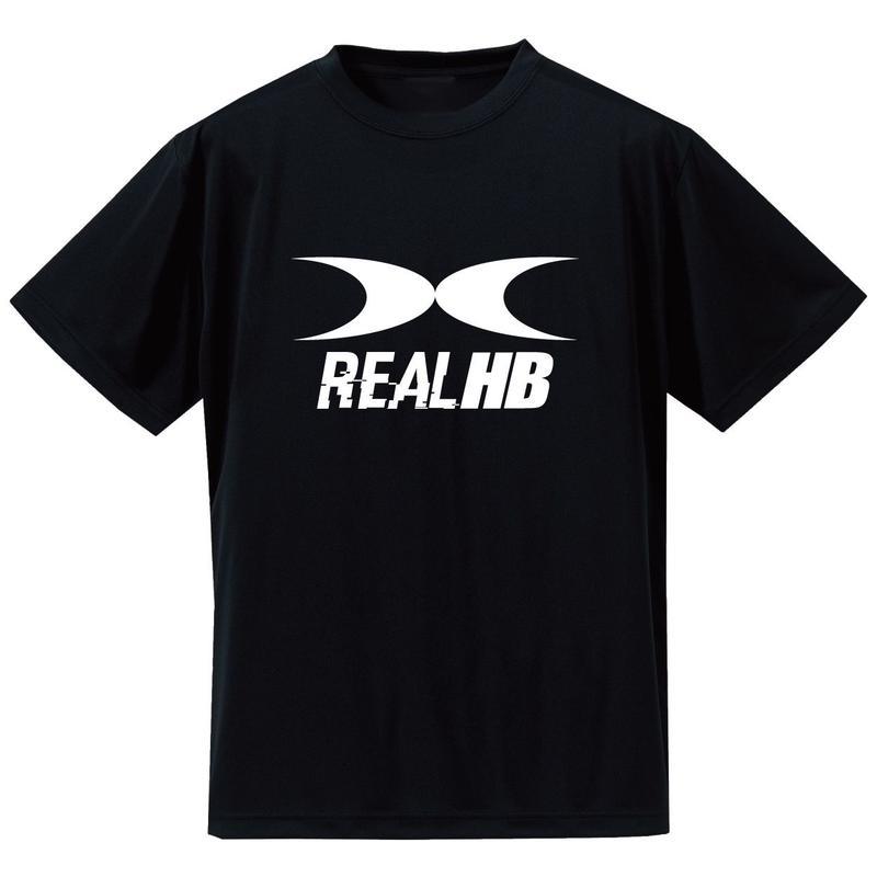 ベーシック ドライメッシュTシャツ ブラック