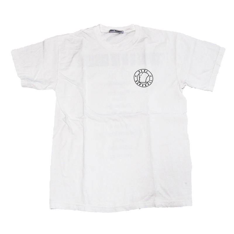 ピグメント ホワイト Tシャツ