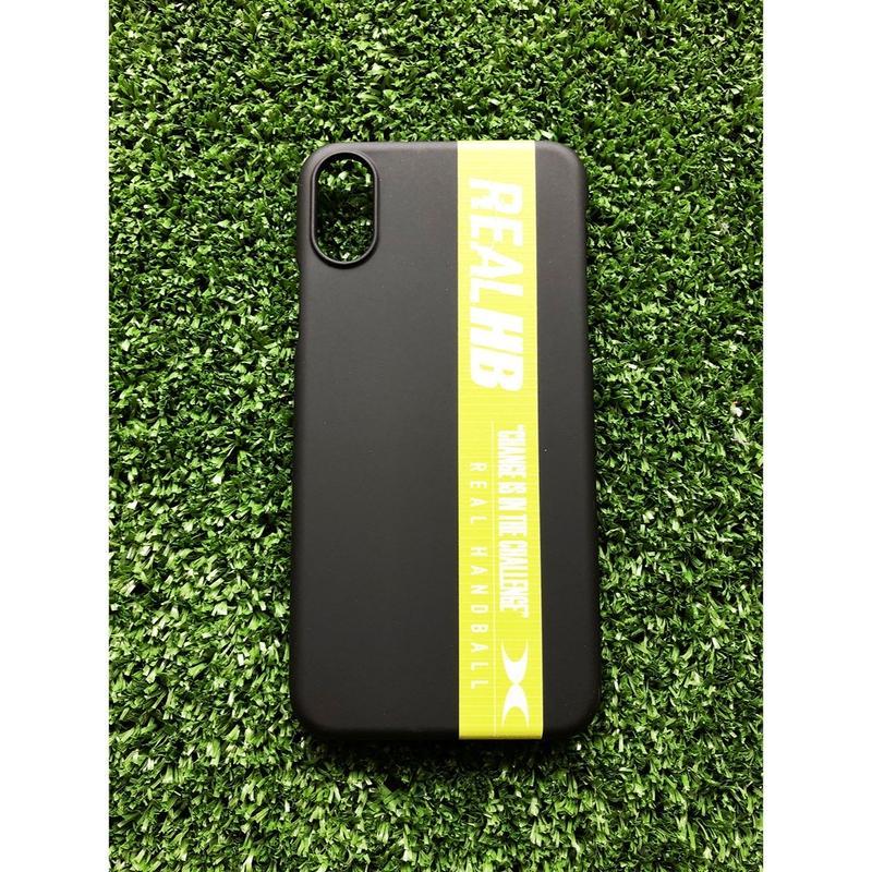 iphoneケース セーフティグリーン ロゴライン ★iPhone対応 5/5s/SE 5c 6/6s 6Plus/6sPlus 7 7plus 8 8plus/X★