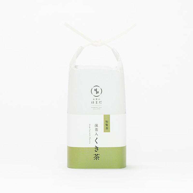 抹茶入くき茶  [化粧袋]