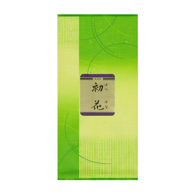 玄米茶「初花」100g  「送料220円」