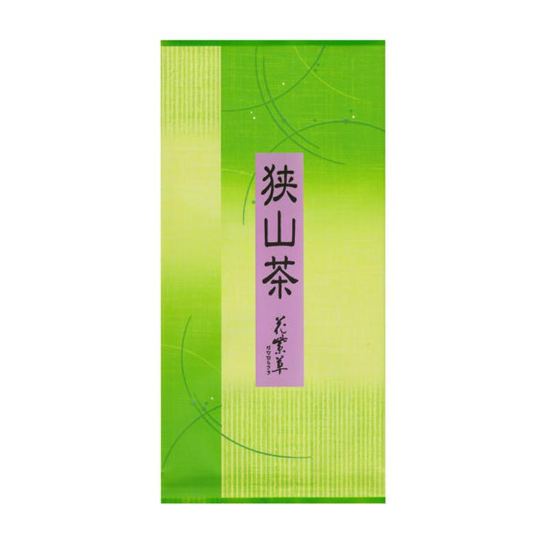 深蒸し煎茶「花紫草」100g  「送料220円」
