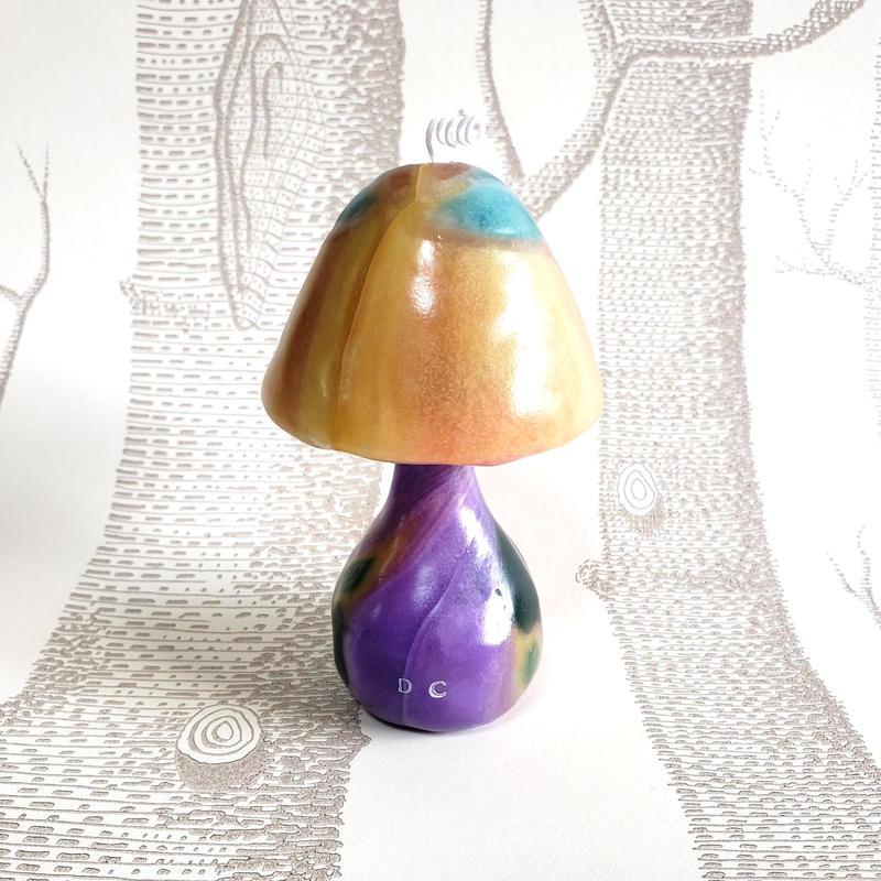 dangle candy キノコキャンドル/ mushroom candle