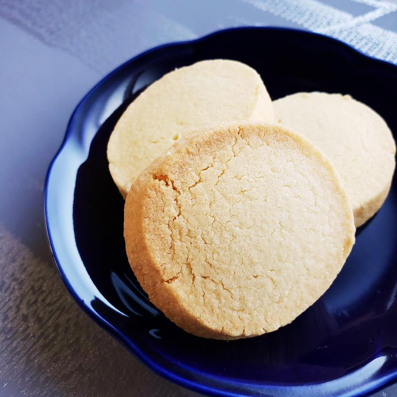 ふくふく米粉クッキー/ Homemade biscuit 'Rice flour biscuit'