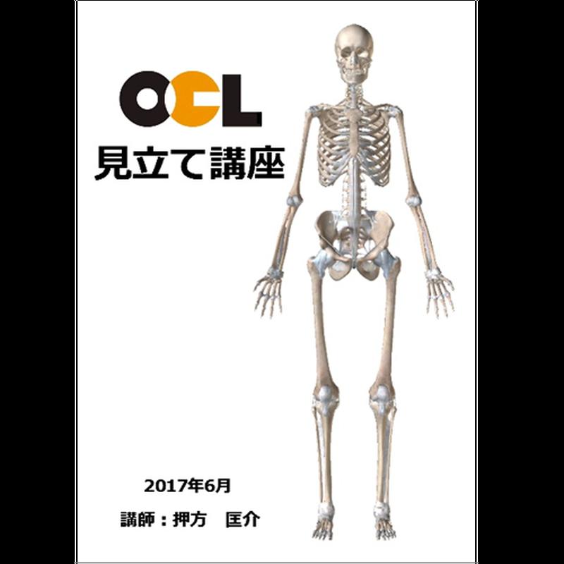 OCL見立て講座 3枚組