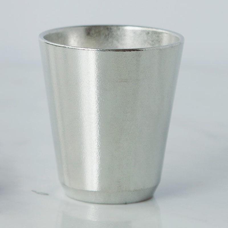 120-02 R&W ぐいのみ 錫器単品