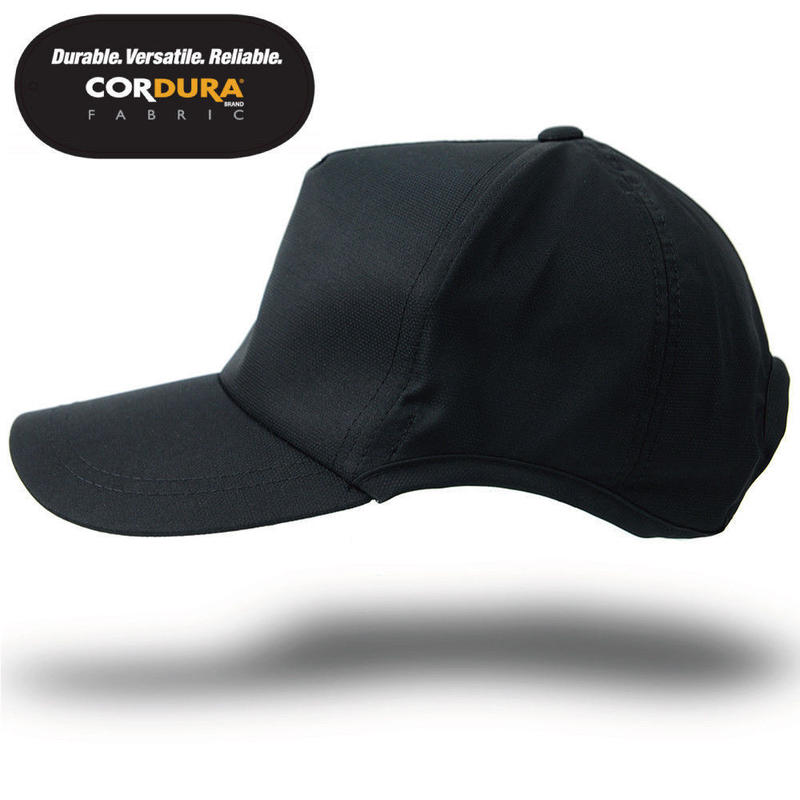 CPR-15 コーデュラナイロンラウンドキャップ BIGWATCH ブラック