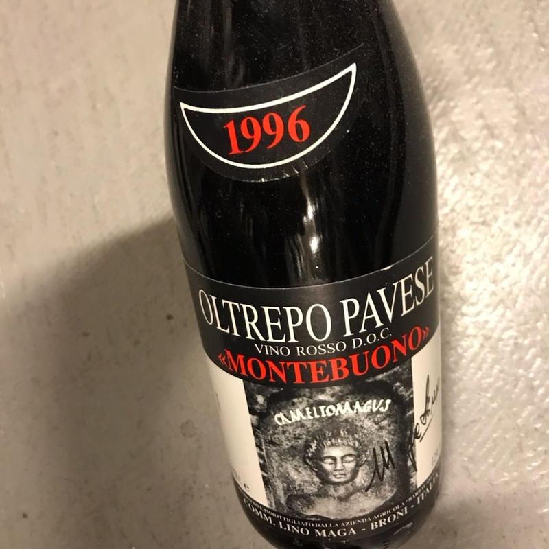 バルバカルロ モンテブオーノ 1996 赤