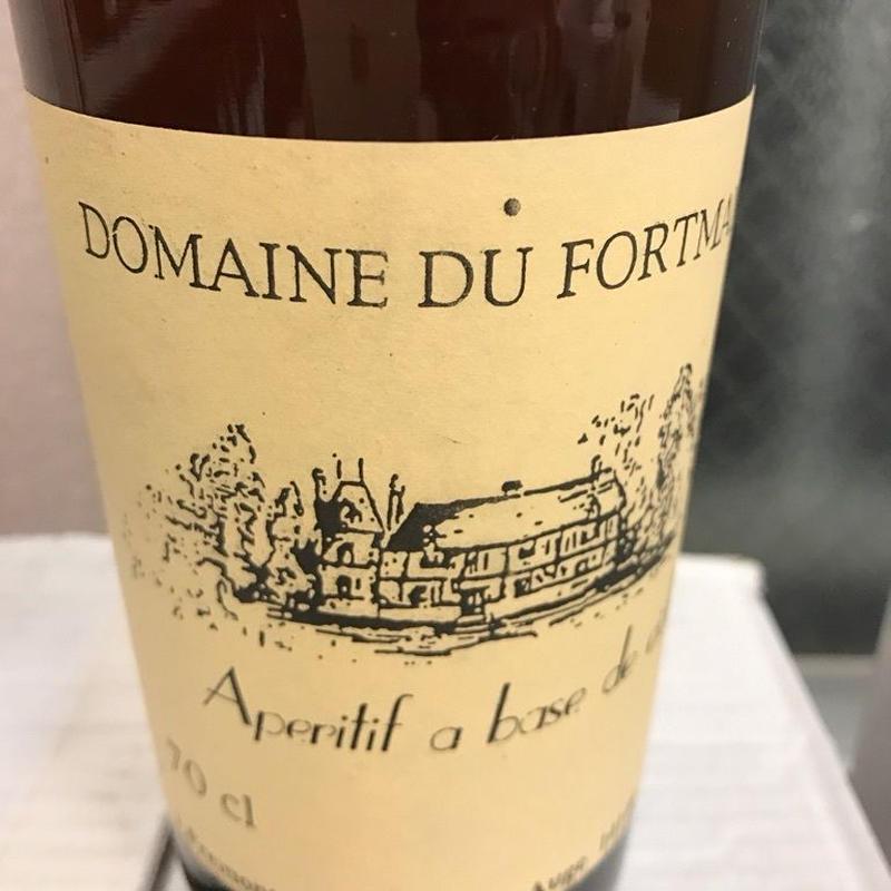 ドメーヌ デュ フォールマネル アペリティフ ア バーズ ド シードル 18% 700ml 酒精強化ワイン