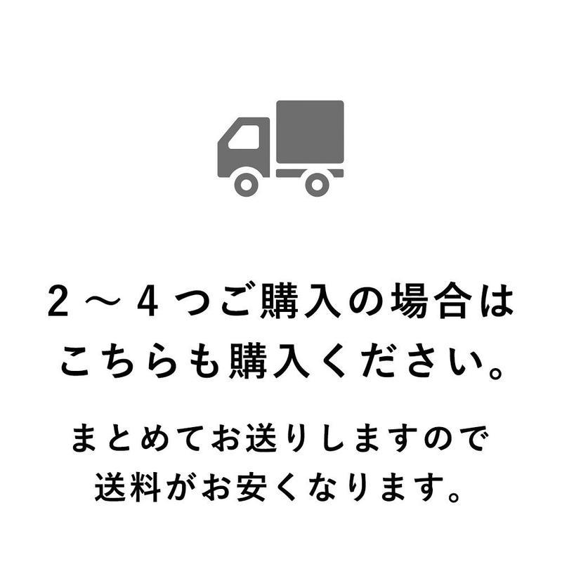 2-4つご購入の場合はこちらも購入ください。まとめて発送できます。